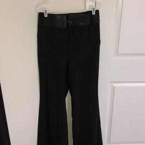 High Waist Dress Pants